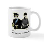 The Captain Jinks Show Mug