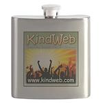 KindWeb Merch Flask