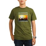 KindWeb Merch Organic Men's T-Shirt (dark)