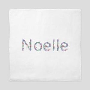 Noelle Paper Clips Queen Duvet