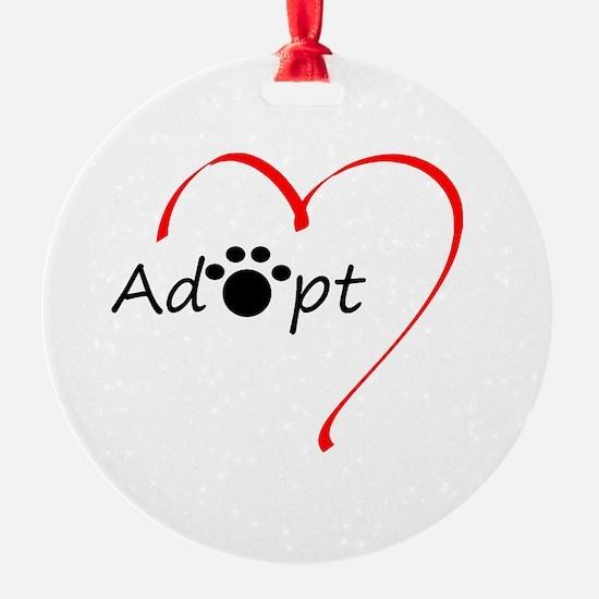 Adopt Ornament