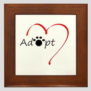 Adopt Framed Tile