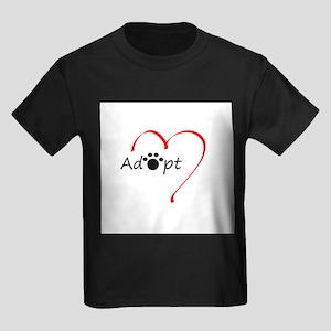 Adopt Kids Dark T-Shirt