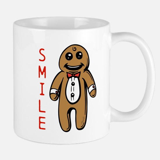 Smile Cookie Mug