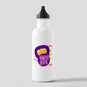 WODGirl Kettlebell Stainless Water Bottle 1.0L