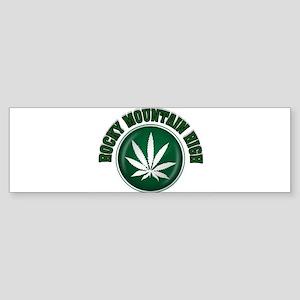 HIGH TIME Sticker (Bumper)