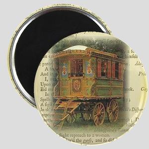 gypsy wagon 2 Magnet