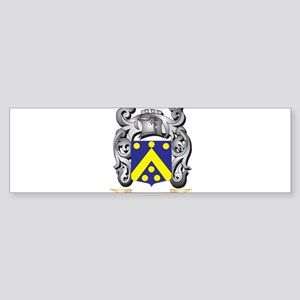 Code Family Crest - Code Coat of Ar Bumper Sticker