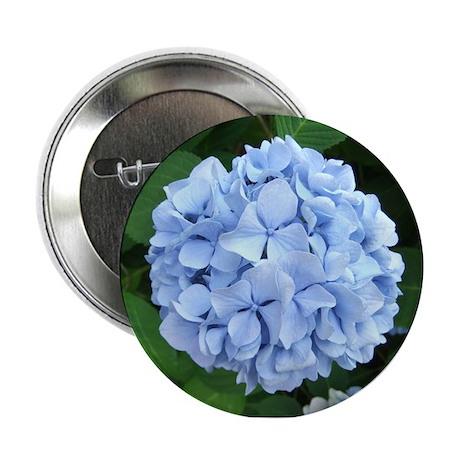 "Hydrangea Perfection 2.25"" Button"