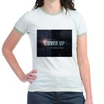 Benghazi Cover Up Jr. Ringer T-Shirt