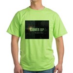 Benghazi Cover Up Green T-Shirt