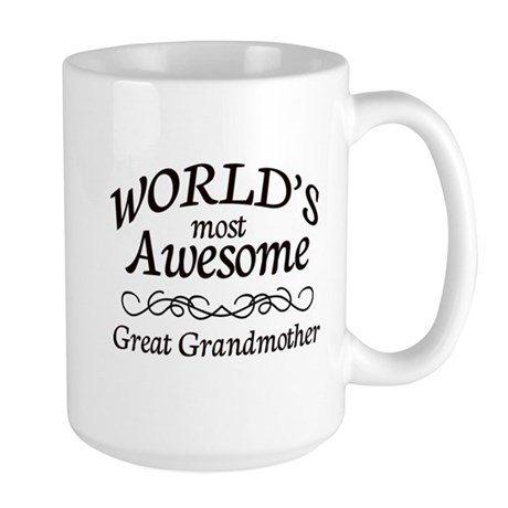 Awesome Large Mug