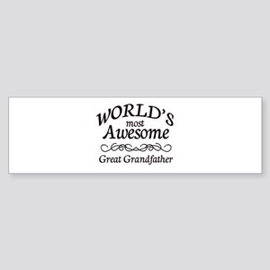 Awesome Sticker (Bumper)