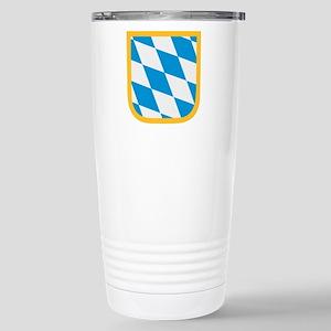 Bavaria flag Stainless Steel Travel Mug