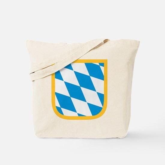 Bavaria flag Tote Bag