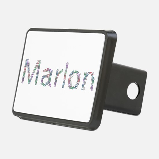 Marlon Paper Clips Hitch Cover