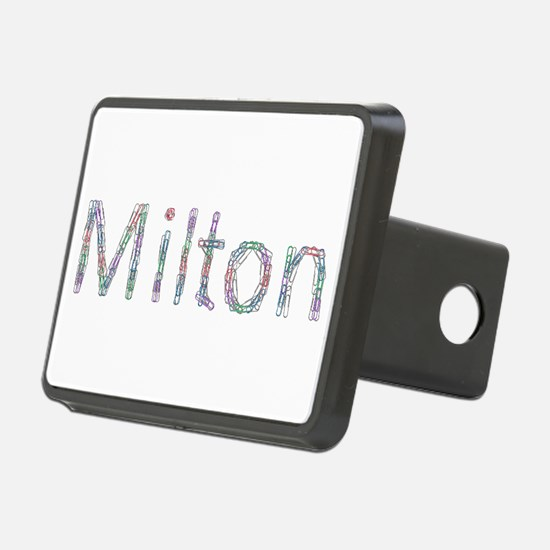 Milton Paper Clips Hitch Cover