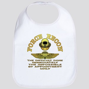 Force Recon The Difficult Bib