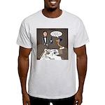Ostrich Fine Dining Light T-Shirt