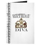BIRTHDAY DIVA Journal