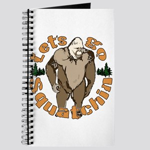 Go sqautching Journal