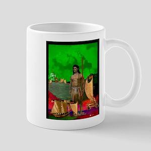Mug, Spirit of the Koa Warrior