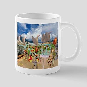 Mug, Returning From Battle