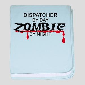 Dispatcher Zombie baby blanket