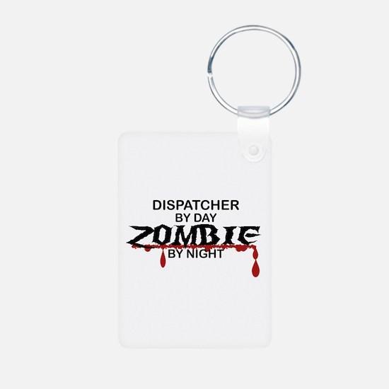 Dispatcher Zombie Keychains