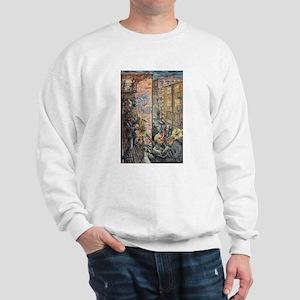 Back Alley Blues Sweatshirt