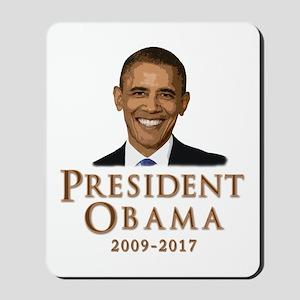 Obama 2009 - 2017 Mousepad