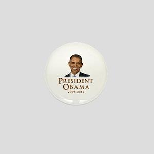 Obama 2009 - 2017 Mini Button