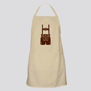 Leather trousers bavaria Apron