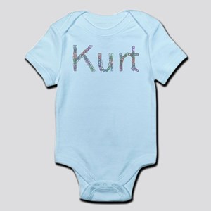 Kurt Paper Clips Infant Bodysuit