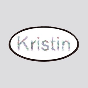 Kristin Paper Clips Patch
