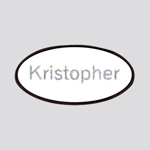 Kristopher Paper Clips Patch