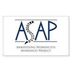 ASAP Sticker (Rectangle)