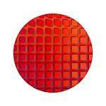 Red Retro Squares Pattern 3.5