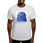 Ardre Church Runestone T-Shirt (AshGrey)