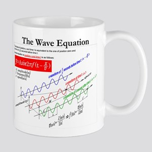 The Wave Equation Mug