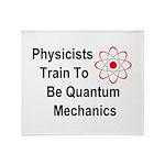 Physicists Train To Be Quantum Mechanics Stadium