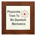 Physicists Train To Be Quantum Mechanics Framed Ti