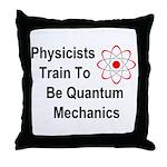 Physicists Train To Be Quantum Mechanics Throw Pil