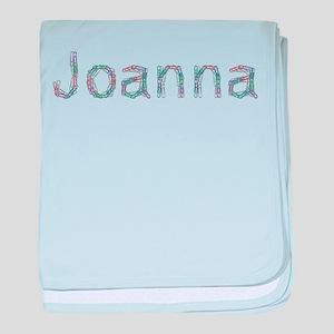 Joanna Paper Clips baby blanket