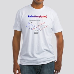 Reflection Fitted T-Shirt