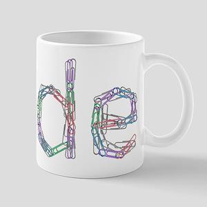 Jude Paper Clips Mug