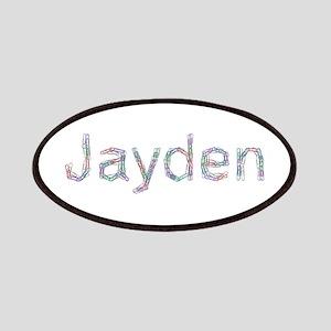 Jayden Paper Clips Patch