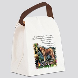 Leonberger Art Gifts Canvas Lunch Bag