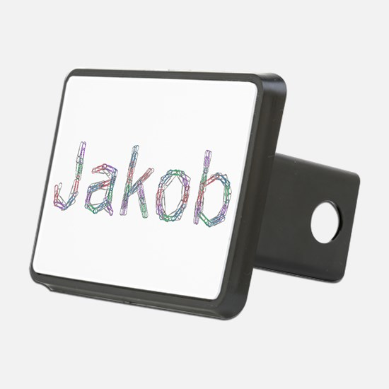 Jakob Paper Clips Hitch Cover