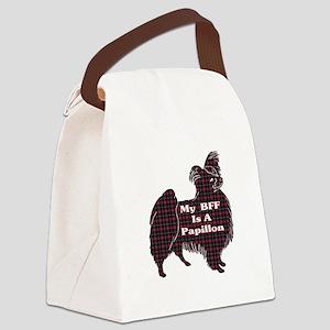 BFF Papillon Canvas Lunch Bag